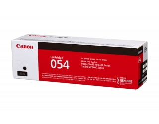 Canon 054 Toner Cartridge Black