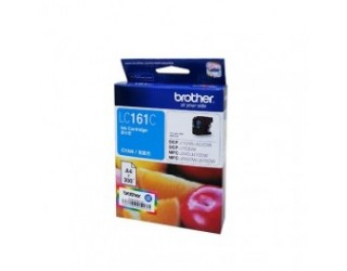 Brother LC161C Ink cartridge, Cyan