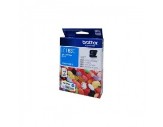 Brother LC163 C Ink cartridge, Cyan