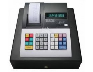 Olympia Electronic Cash Register CM80 Plus