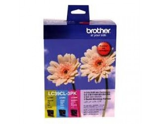 Brother LC39CL-3PK Ink cartridge, Colour