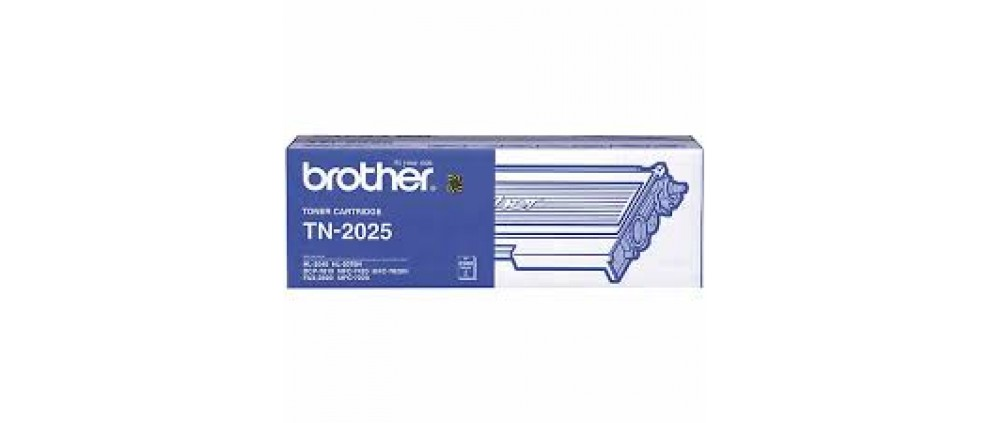 Brother TN 2025 Toner cartridge, Black