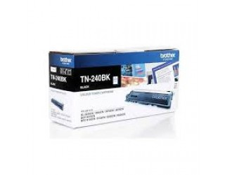 Brother TN 240 Black Toner cartridge, Black