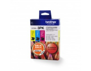 Brother LC73CL-3PK Ink cartridge, Color