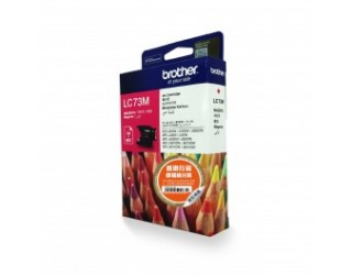Brother LC73M Ink cartridge, Magenta