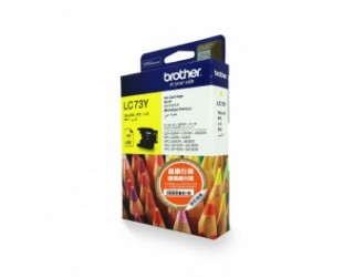 Brother LC73Y Ink cartridge, Yellow
