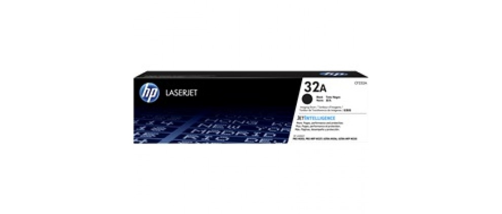 HP 32A Black Original Laserjet imaging Drum (CF232A) (23K)