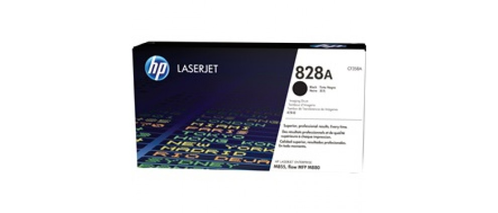 HP 828A Black Original Laserjet Imaging Drum (CF358A) (30K)