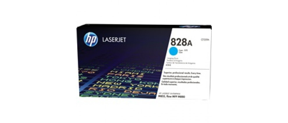 HP 828A Cyan Original Laserjet Imaging Drum (CF359A) (30K)