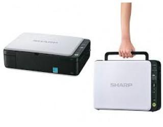 Sharp AL 1035WH Handheld Portable Copier